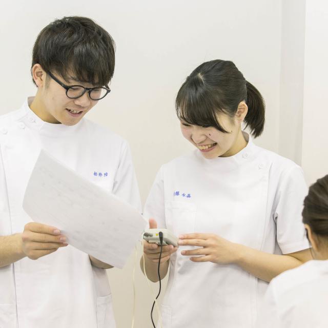 横浜リハビリテーション専門学校 横リハオープンキャンパス&プレップ入試mini2