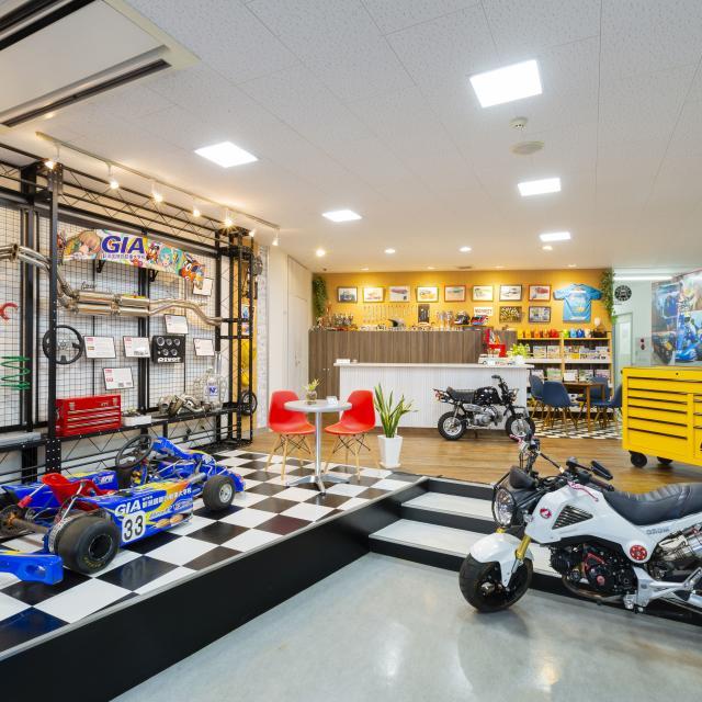 専門学校 新潟国際自動車大学校 GIAオープンキャンパス1