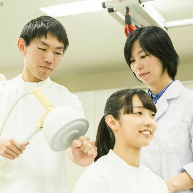 東京衛生学園専門学校 オンライン説明会【理学療法士をめざそう!】2