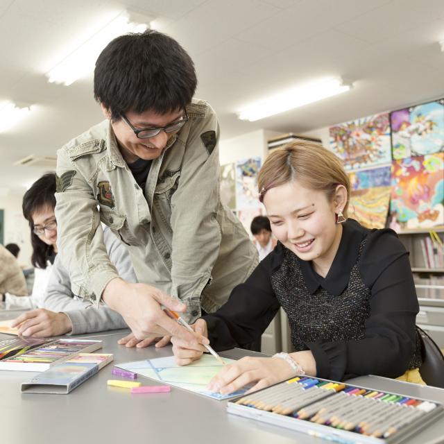 北海道芸術デザイン専門学校 bisenの体験入学1