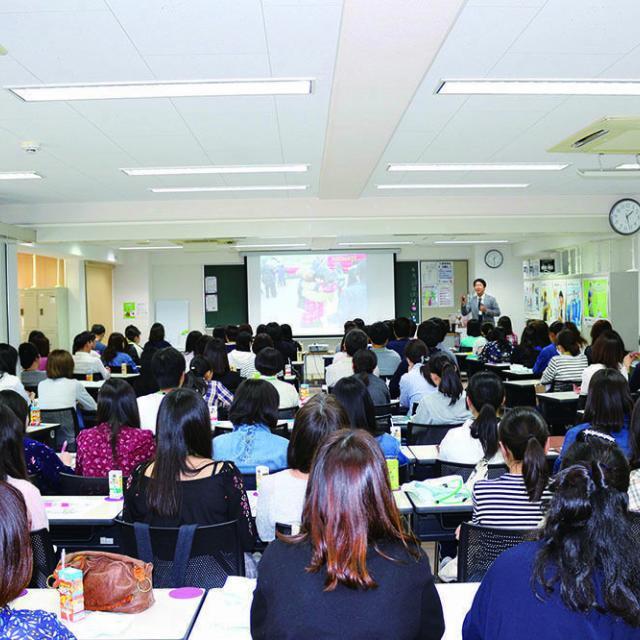 国際動物専門学校 入試学費説明会(午前の部)1
