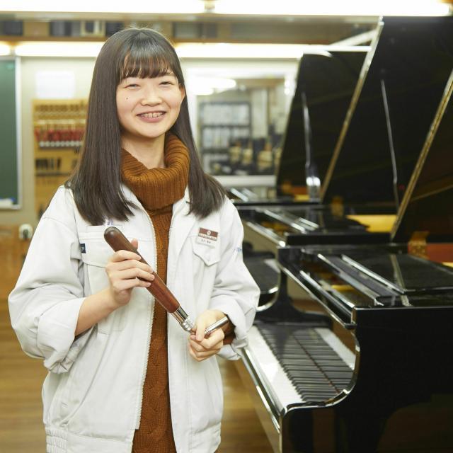 中部楽器技術専門学校 高1・2の方【ピアノ調律科】1