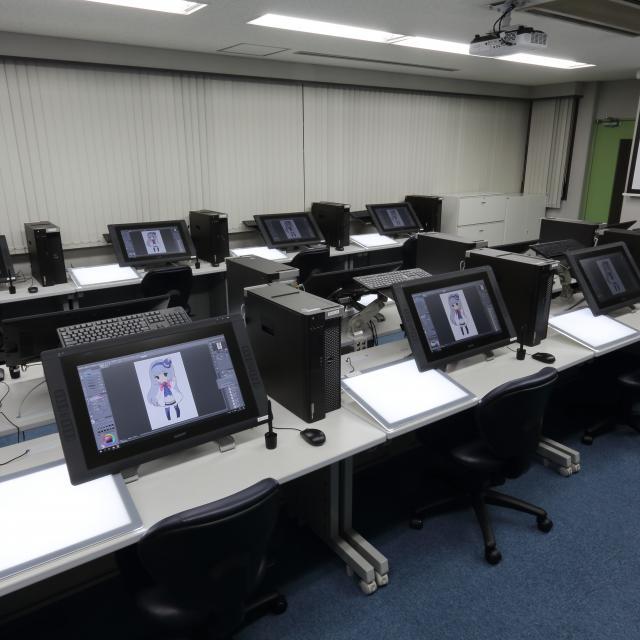 京都コンピュータ学院鴨川校 KCGオープンキャンパス20182