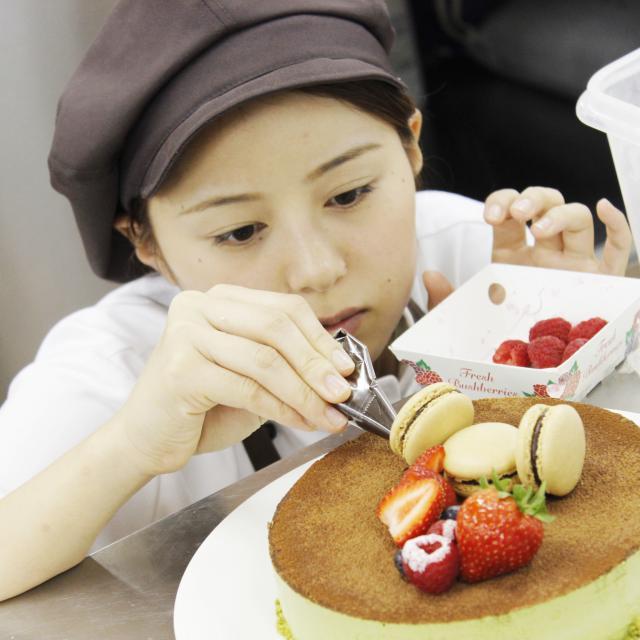 大阪観光専門学校 ◆ ホテル学科 8-9月体験入学 ◆4