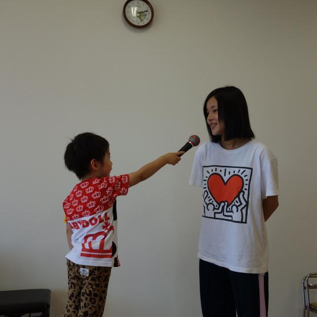 弘前厚生学院 保育のおしごと体験2