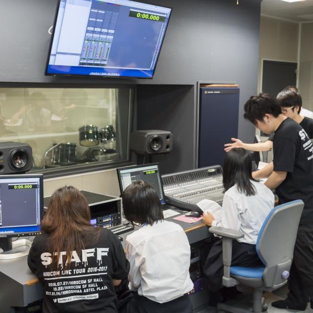 広島コンピュータ専門学校 【サウンド特別版】オープンキャンパス20181