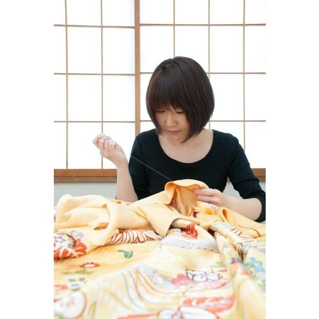 辻村和服専門学校 「和のココロ」を感じるスペシャルDAY♪3