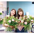 大阪ビジネスカレッジ専門学校 フラワー業界のお仕事体験