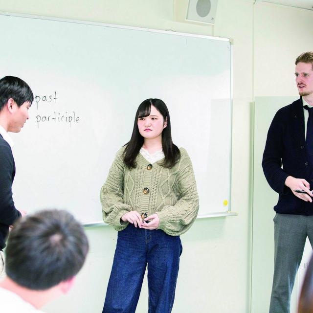 早稲田外語専門学校 10月23日(土)学校説明会(学校で開催)1
