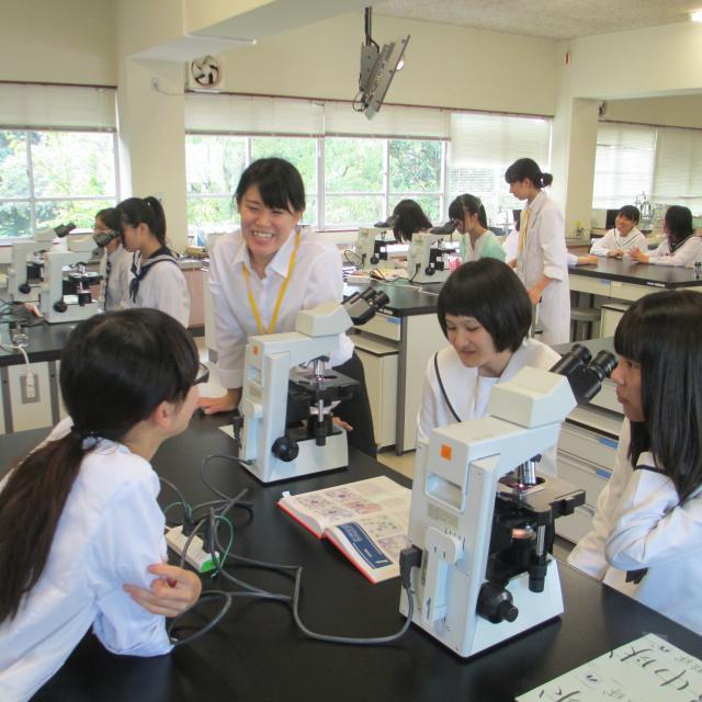 【臨床検査学科】オープンキャンパス