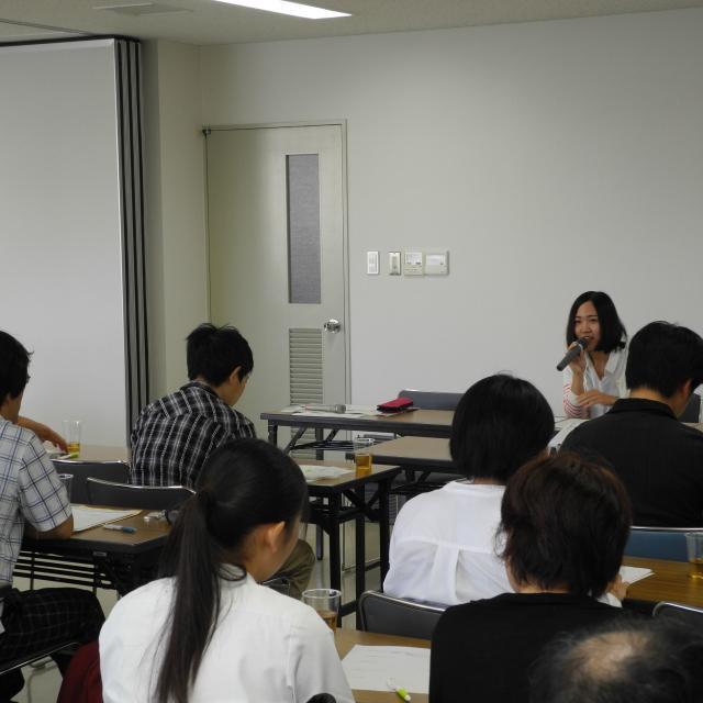 兵庫県立総合衛生学院 【介護福祉学科】2/2 オープンキャンパス1