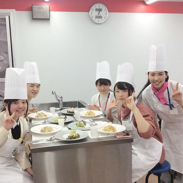 東京調理製菓専門学校 和・洋・中・製菓ぜんぶ体験3