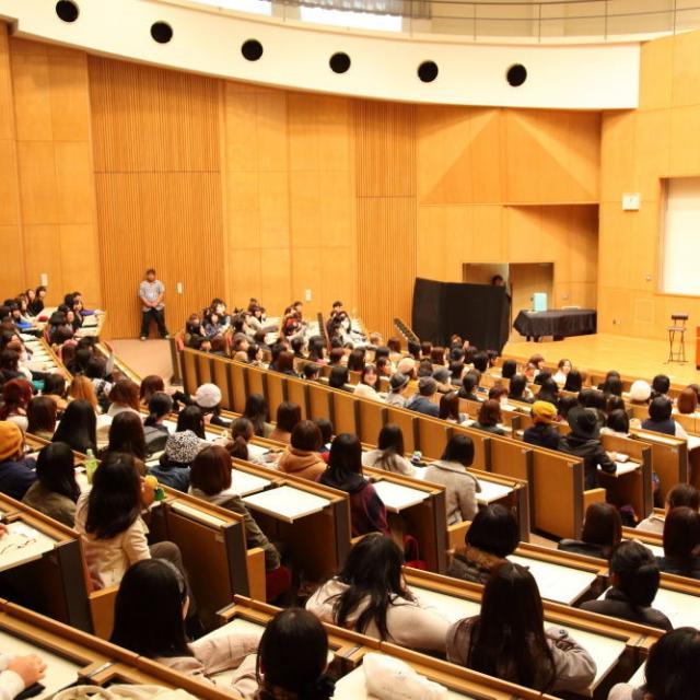 高岡法科大学 大学祭と同時開催!「進学相談会」4