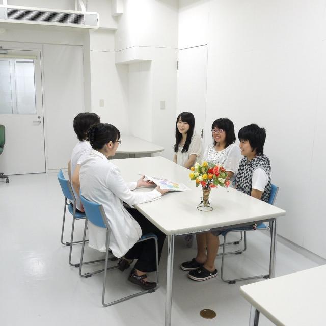 名古屋栄養専門学校 7月 オープンキャンパス『体験入学』3