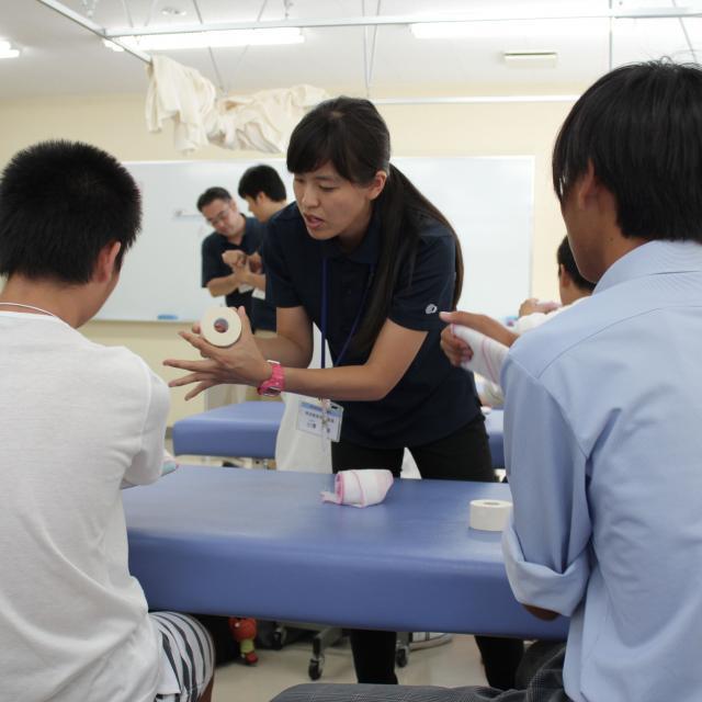 専門学校浜松医療学院 ランチ付き!スペシャルDAY!1