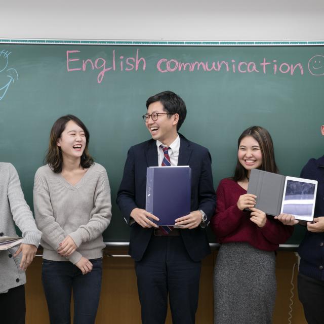 オープンキャンパスに参加しよう♪【英語コミュニケーション科】