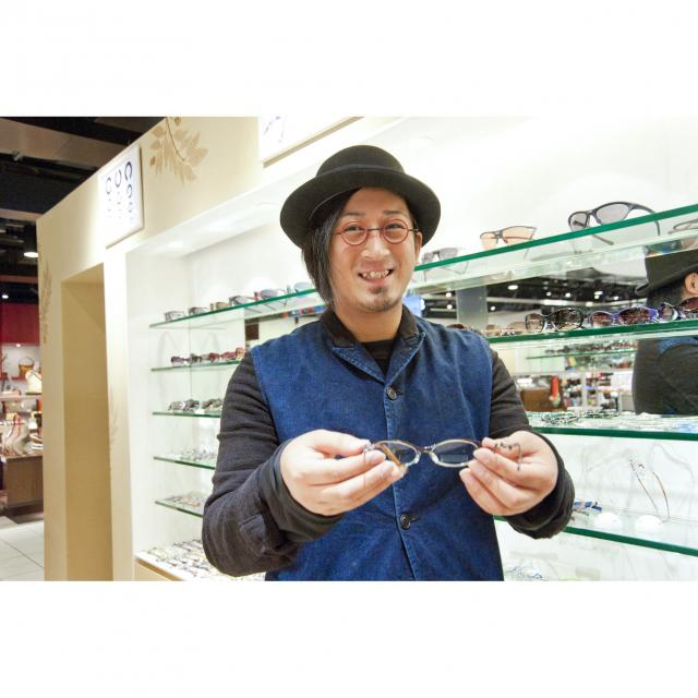 東京眼鏡専門学校 ファッションと医療が融合した仕事です1