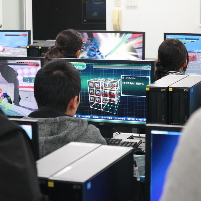 ECCコンピュータ専門学校 【高1・2対象】プレミアム・オープンキャンパス!!4