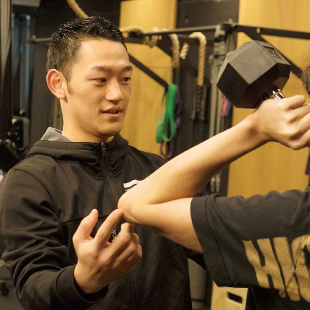 大阪ビジネスカレッジ専門学校 フィジカルトレーナー体験1