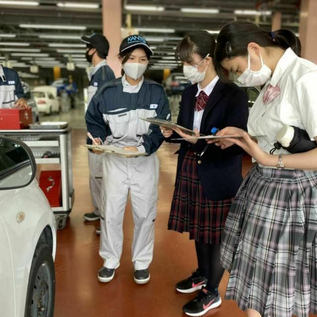 関東工業自動車大学校 平日ミニオープンキャンパス!(祝日も可)2