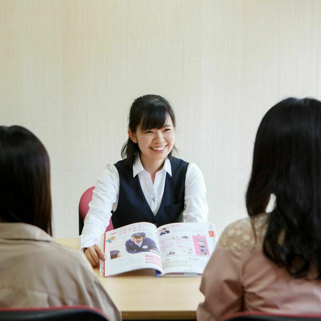 聖ヶ丘教育福祉専門学校 ミニオープンキャンパス1