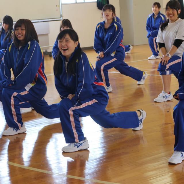 埼玉東萌短期大学 キャンパス見学会2