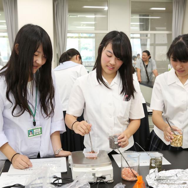 崇城大学 オープンキャンパス3