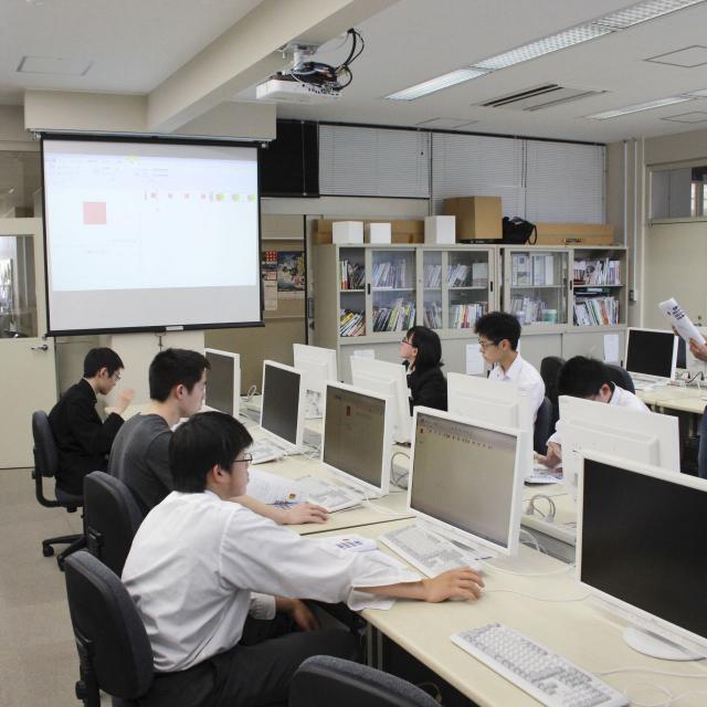 北上コンピュータ・アカデミー オープンキャンパスで北コンを体験しよう1