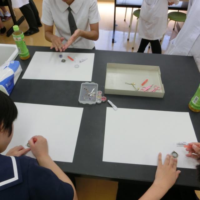 熊本歯科技術専門学校 「歯科技工士」の仕事を体験してみよう!3