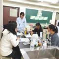 華学園栄養専門学校 日常の食品を調べよう 砂糖の科学
