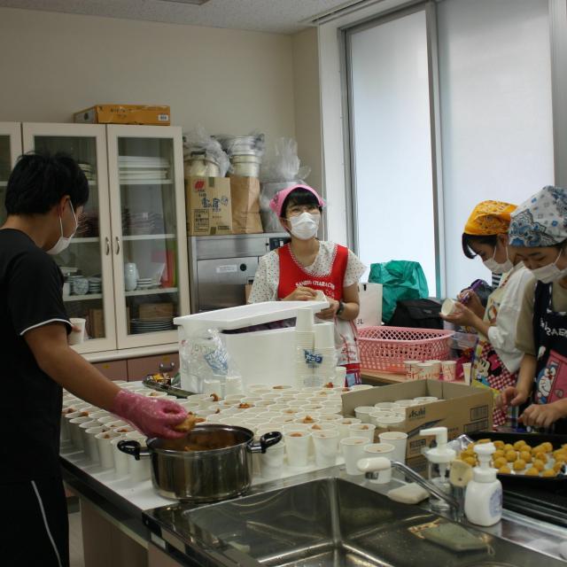 奈良保育学院 ならほオープンキャンパス(学院祭同時開催)4