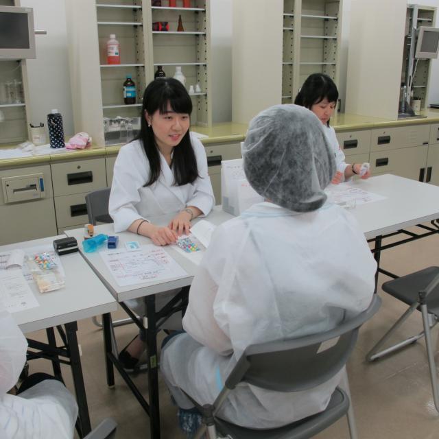 日本大学 ●薬学部●7月オープンキャンパス2