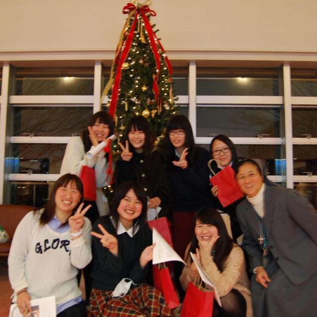 星美学園短期大学 保育の星美☆クリスマス・オープンキャンパス☆2