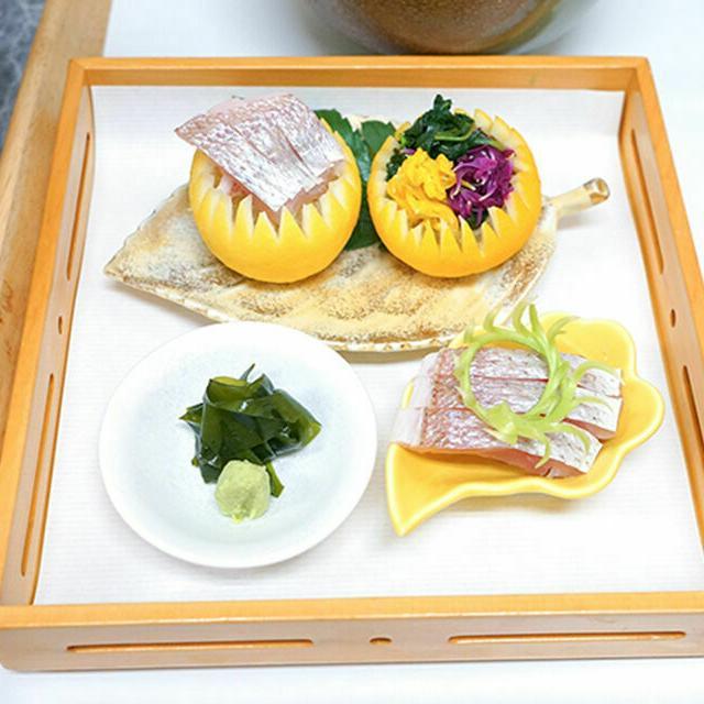 武蔵野調理師専門学校 【日本料理】小鯛を三枚におろしてみよう1