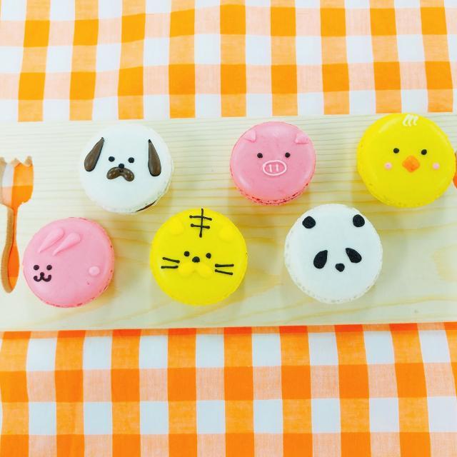 【5月12日】体験A パンケーキ&デコマカロン