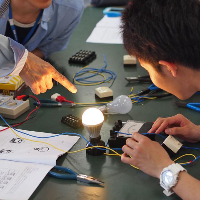 金沢科学技術大学校 社会を支える電気エンジニアになろう!【電気エネルギー工学科】1