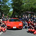 中日本自動車短期大学 クルマ業界のことがよく分かるオープンキャンパス!