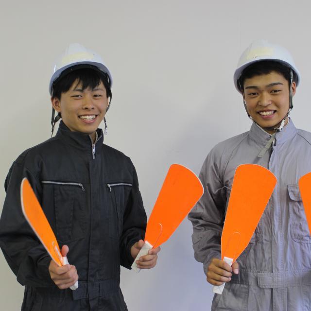 西日本アカデミー航空専門学校 夏の空港OC! 鹿児島空港での職業紹介ツアー♪ @ 鹿児島県3