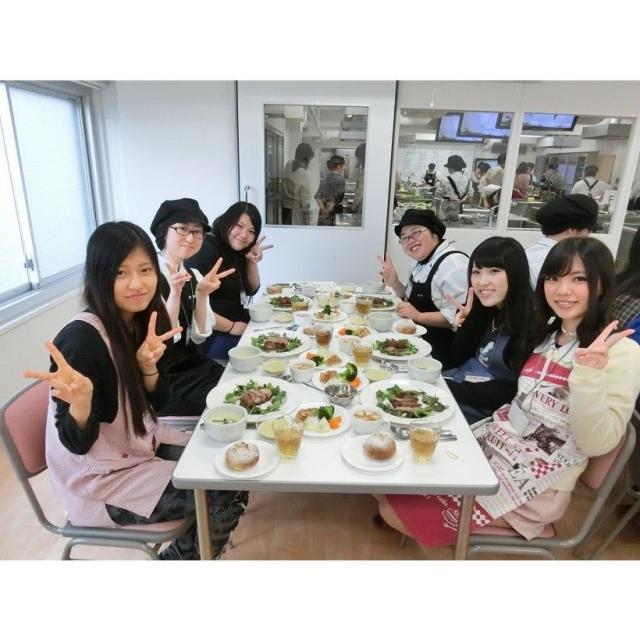 名古屋栄養専門学校 5月オープンキャンパス『体験入学&適性入試(AO)直前相談会』2