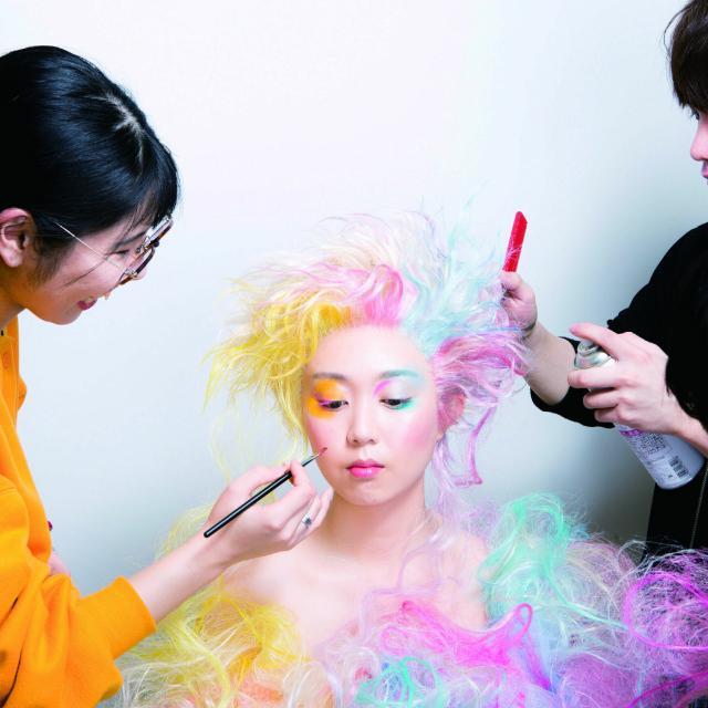 小井手ファッションビューティ専門学校 体験授業で好きなことを確かめよう♪<メイク系>※午前のみ2