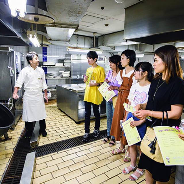 武蔵野栄養専門学校 MUSASHINOを知ろう!見学説明会2