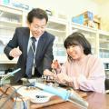 山口短期大学 【情報メディア学科】研究室を訪問して色々と体験してみよう!