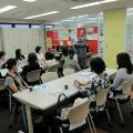ホスピタリティ ツーリズム専門学校大阪 保護者相談会