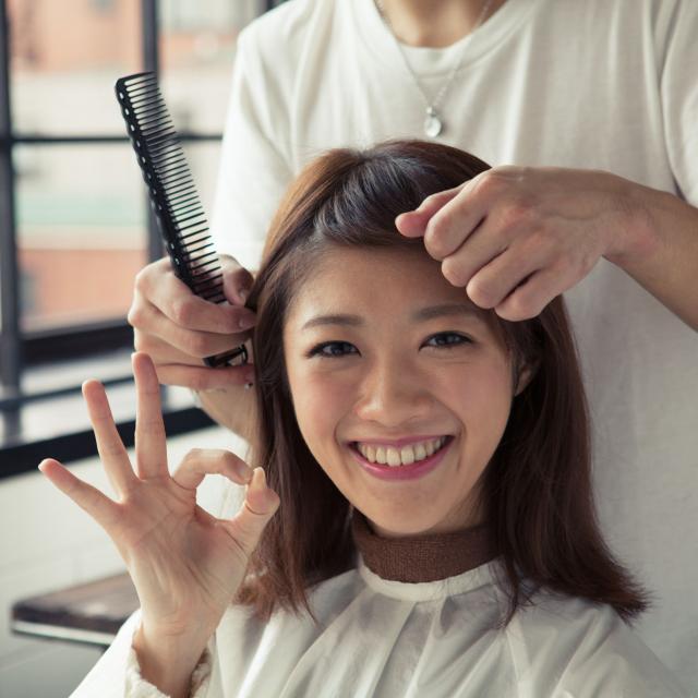 岩手理容美容専門学校 ヘアアレンジ×ネイルもできちゃう!美容の技術を体験できるOC1