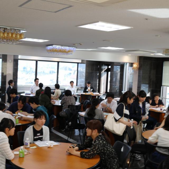 東京福祉大学 王子キャンパス 夏のオープンキャンパス4