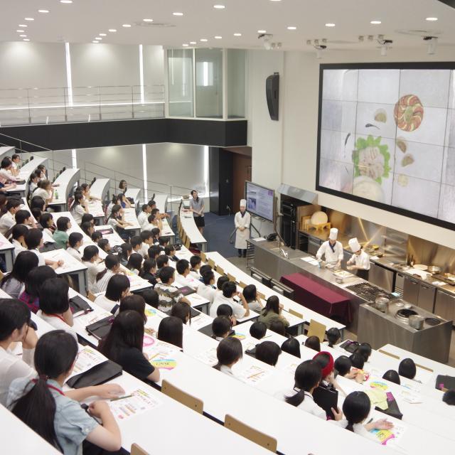 平岡調理・製菓専門学校 ★あなたの将来を一緒に考える★平岡学園の体験入学2