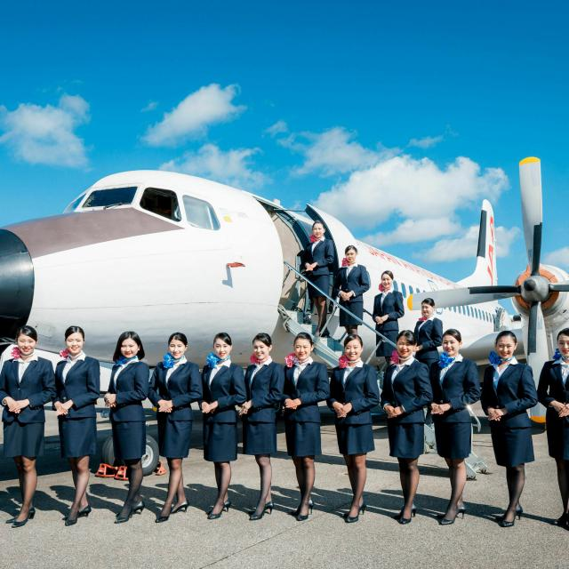 日本航空大学校 夏の特別オープンキャンパス2
