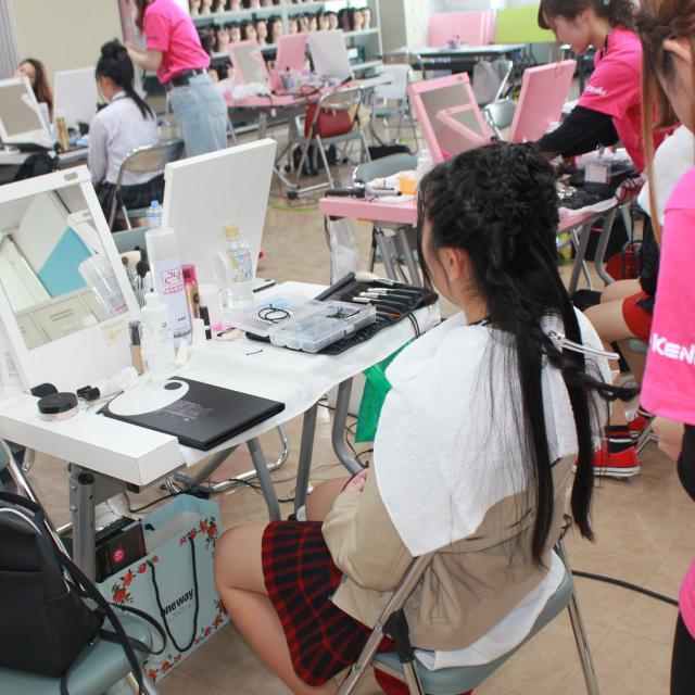 鹿児島県美容専門学校 オープンキャンパス3