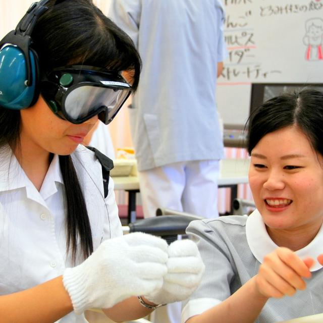 日本赤十字広島看護大学 オープンキャンパス2