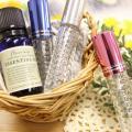 AST関西健康・製菓専門学校 【アロマセラピスト】☆オリジナルの香水を作ろう♪